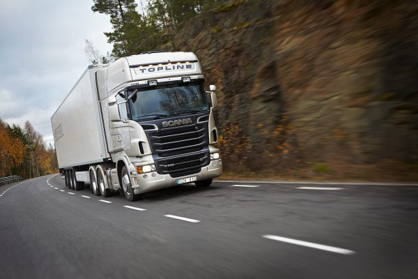 Scania R730  8V