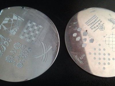 plaques konad