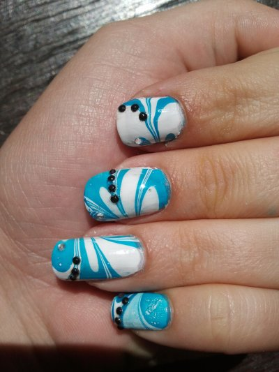 mon 1er water marble