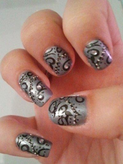 nail art avec konad