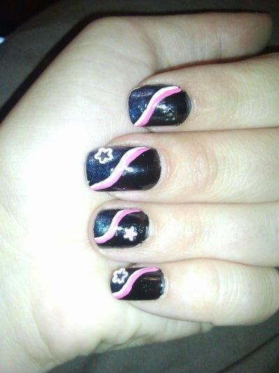nail art sportif