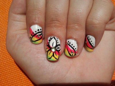 nail art jamaique