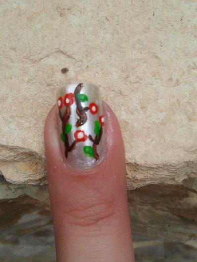 nail art raté