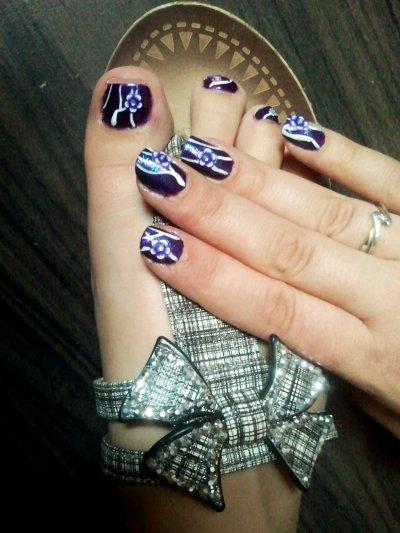 nail art fimo