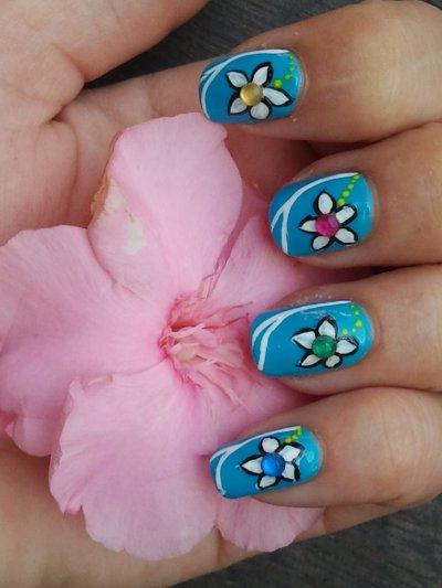 nail art estival