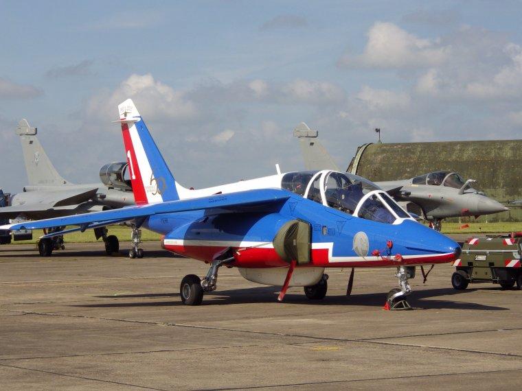 J.P.O Base aérienne Châteaudun Juin 2013