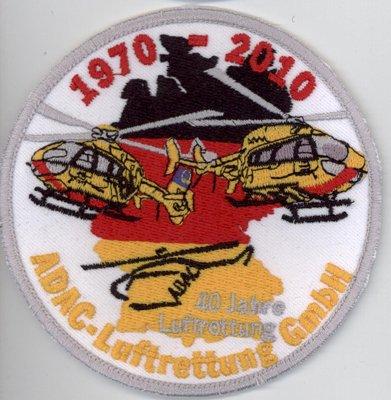 40 ans de sauvetage aérien