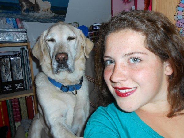 « Si mon chien était un homme, ce serait sûrement celui de ma vie. »