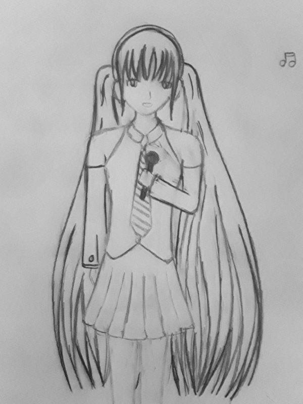 Un de mes dessins mangas