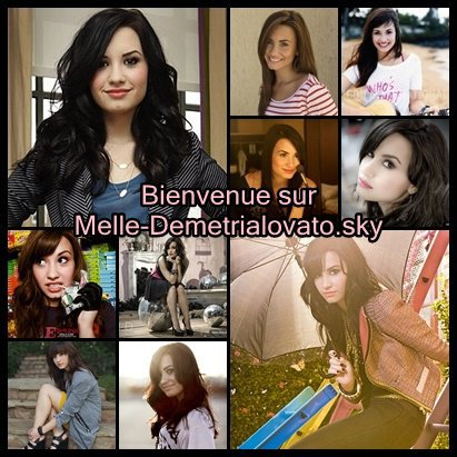Bienvenue sur Melle-Demetrialovato, ta nouvelle source sur Demi Lovato