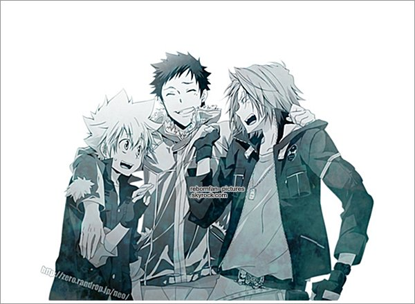 ! Galerie 1 : Tsuna & Yamamoto & Gokudera, La Varia et Alaude 1st Cloud Gardian !