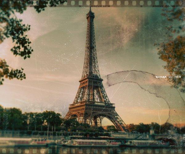 Chapitre 4: Paris, here I come!