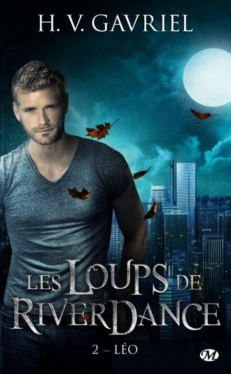 Les loups de Riverdance, Tome 2 : Léo.