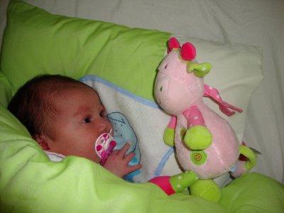Ma Princesse née le 27/07/2010