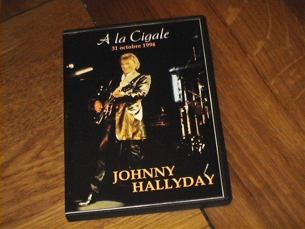Concert A La Cigale 31.10.1994