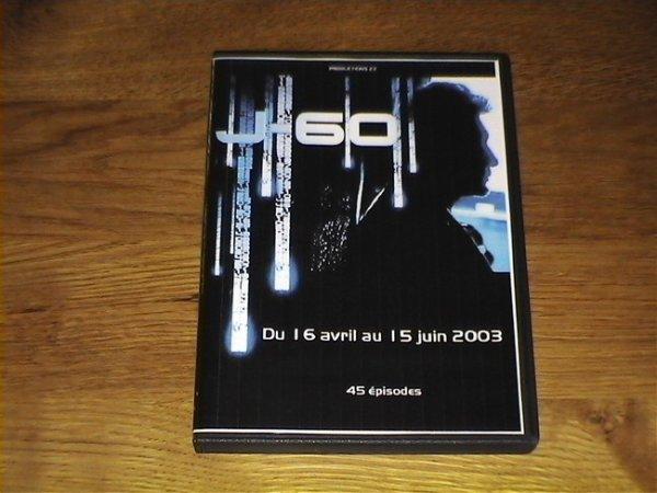 Emission télé J-60 2003
