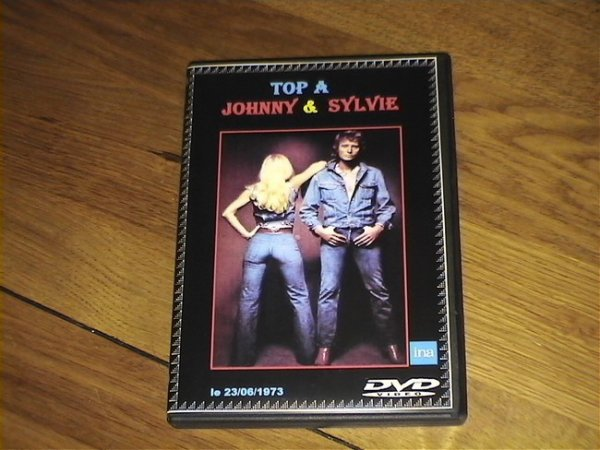 Emission télé  Top à Johnny & Sylvie 23 juin 1973