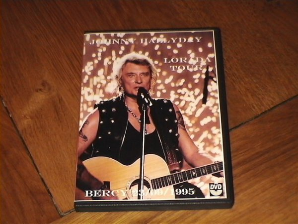 Concert Bercy 23 septembre 1995