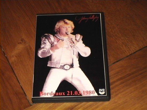 Concert Bordeaux 21 mars 1980