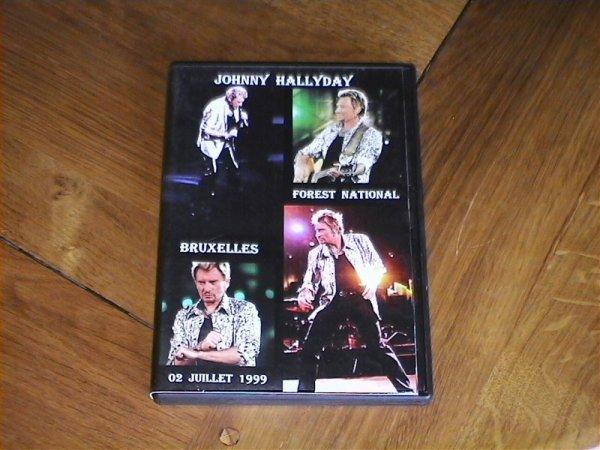 Concert Bruxelles 2 juillet 1999