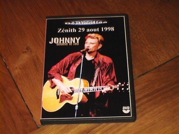 Répétitions Zénith 29.08.1998
