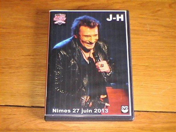 Concert Nîmes 2013 filmé par mon compagnon ..complet