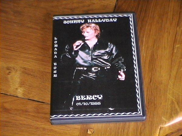 Concert Bercy 1 octobre 1995
