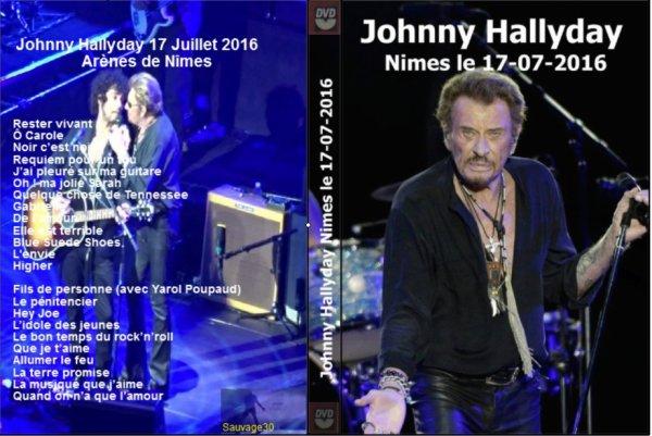 DVD Nimes 17 juillet 2016