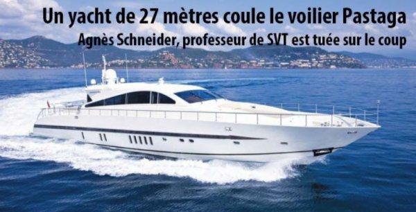 Saint-Barthélemy : Dramatique accident maritime entre l'Anse de Colombier et l'îlet Fourchu