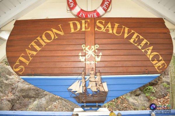 Journée Nettoyage de la Station SNSM de St Martin le 20.02.2016