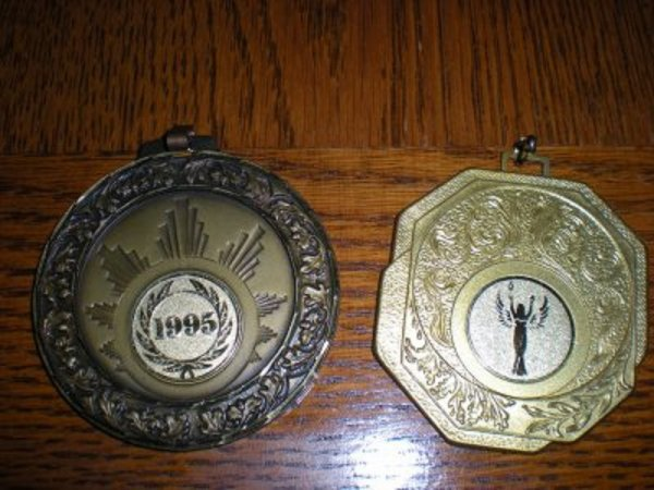 L'ensemble de mes trophées !