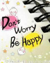 Becaause I'm happy:-)