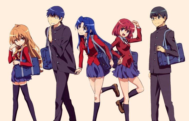 Mes Animes Shôjo préférés !! ♥ partie 1