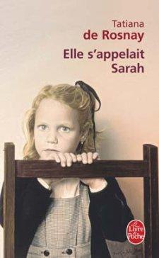 Elle s'appelait Sarah de Tatiana de Rosnay♥