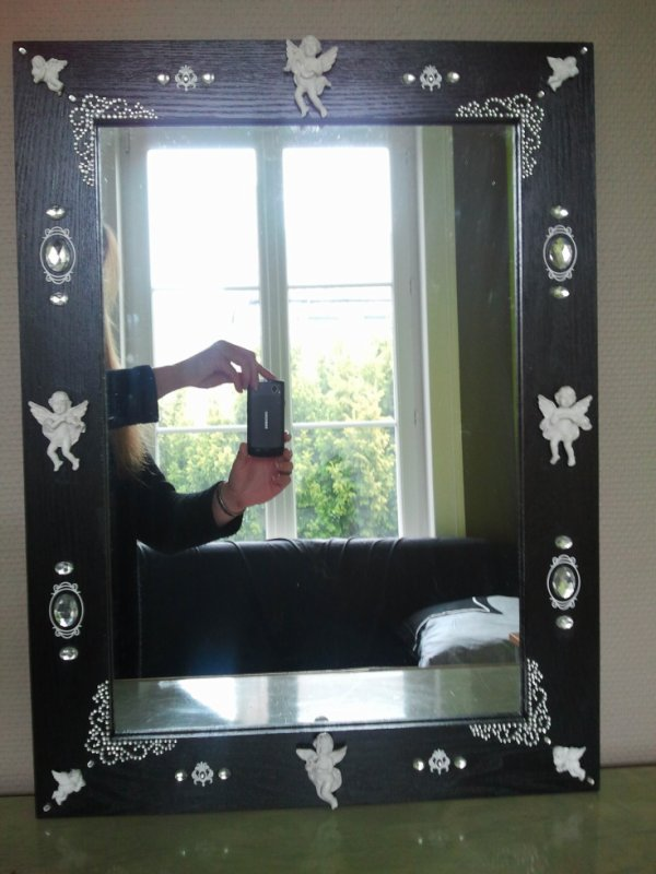 Miroir anges...