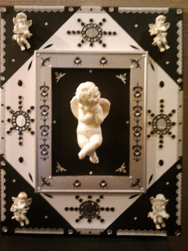 Toile anges