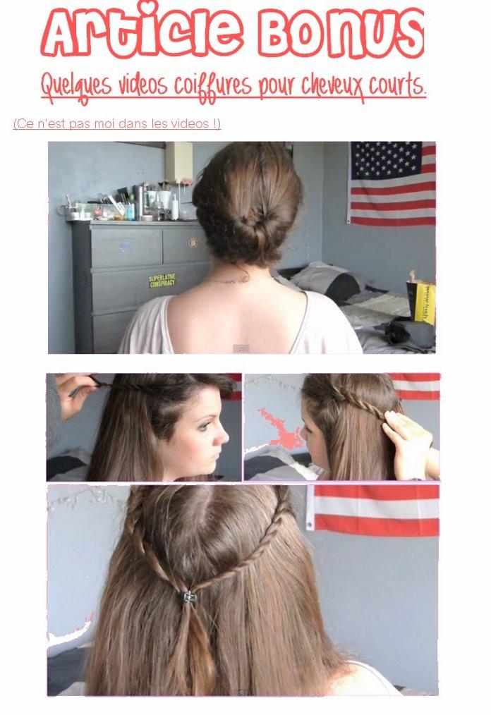 [Tutoriel coiffure n°1]