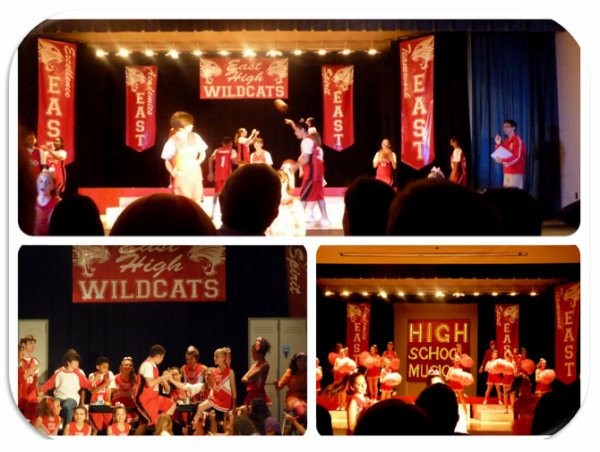 || Spectacle : High School Musical ||