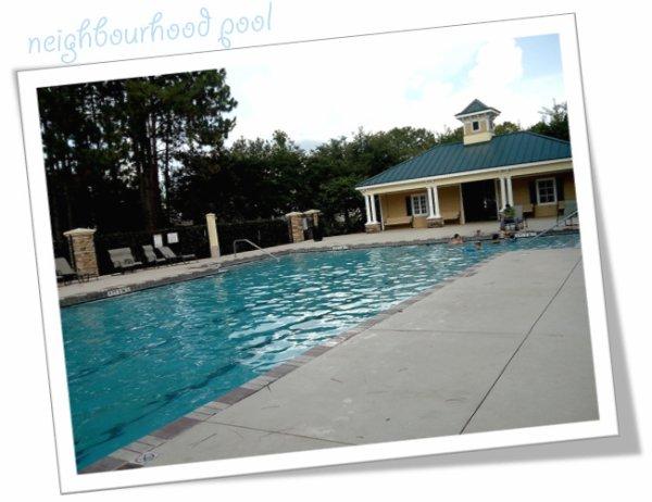 || Pause piscine ||