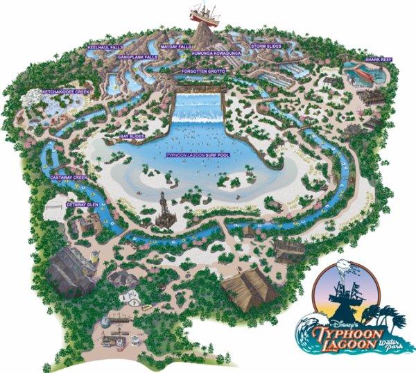 || Disney's Typhoon Lagoon ||