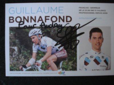 Guillaume BONNAFOND