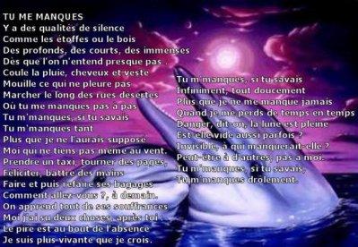 Tu Me Manques Blogue De Valerie1891