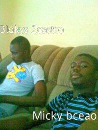 Moi &Mes vié père( Micky Bceao , Ousmane patassé et Blokys 2 Castro)