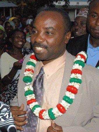 Moussa Toybou admis dé le premier tour de l'élection