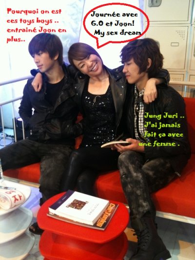 Special Lee Joon ( MBLAQ )
