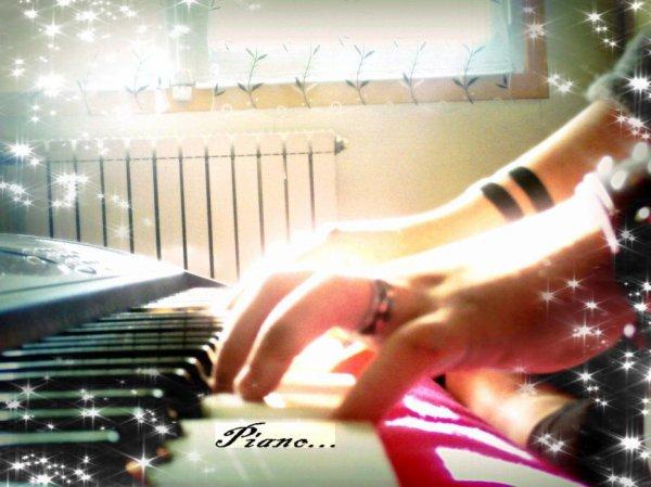 Le piano =)