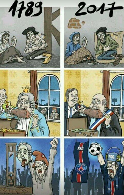 Le progrès à la française