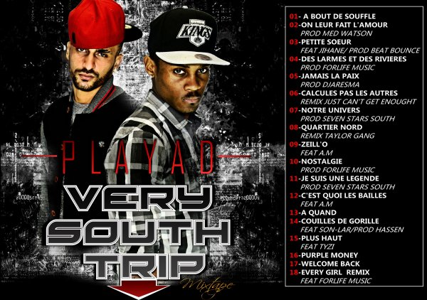 VERY SOUTH TRIP DISPONIBLE