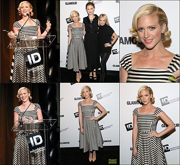 . 12/09/2013 Brittany était au Just Dance with Boy Meets Girl fashion show pendant le Style360 Spring 2014 à NYC.  Comment trouves tu ses tenues ?  .