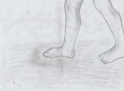 encors des pieds!!